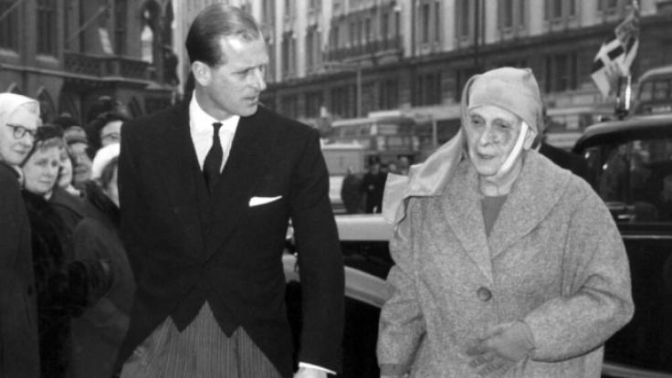 Prinz Philip Sie Rettete Leben 5 Fakten Uber Seine Mutter Alice Von Battenberg News De