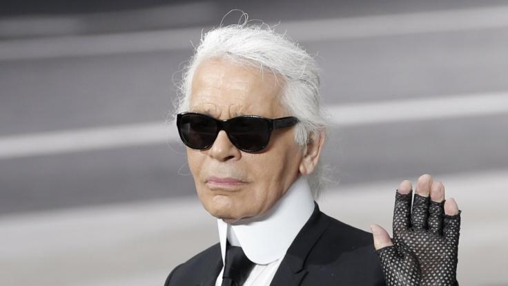 Mit Karl Lagerfeld verliert die Modewelt einen der ganz Großen!