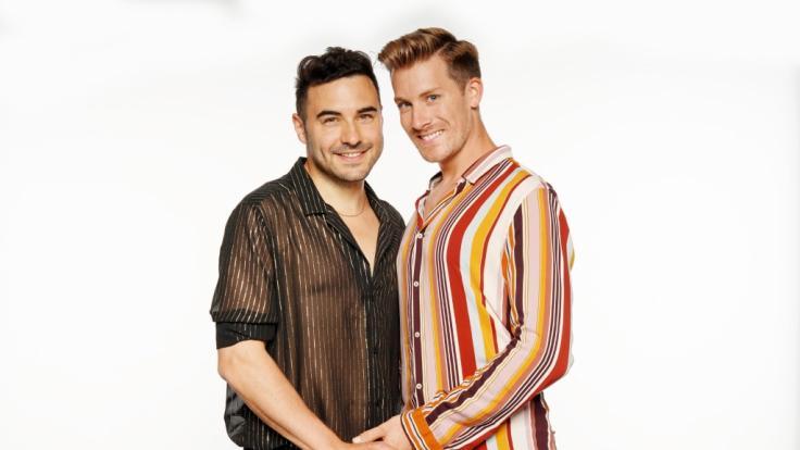 Wie lebt Lars Steinhöfel mit seinem Freund Dominik Schmitt? (Foto)