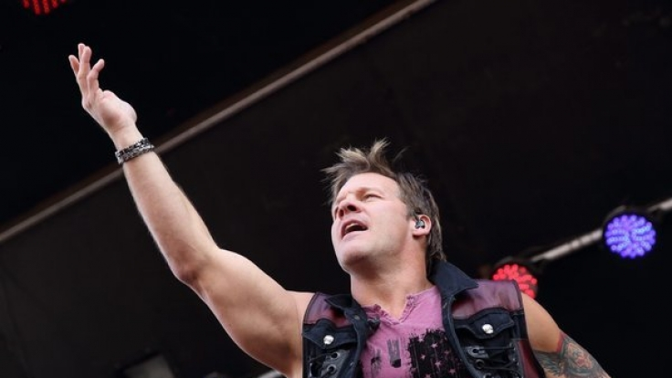 Chris Jericho (Foto) trifft bei WK12 auf Kenny Omega. (Foto)