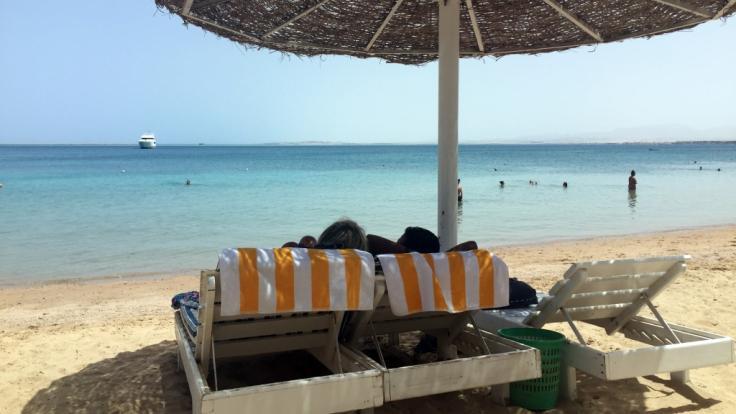 In einer ägyptischen Ferienanlage ist erneut ein Tourist an einer mysteriösen Infektion erkrankt (Symbolbild).