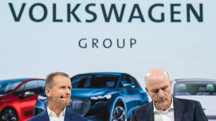Die Volkswagen-Bosse wollen bis zu 7000 Stellen streichen.