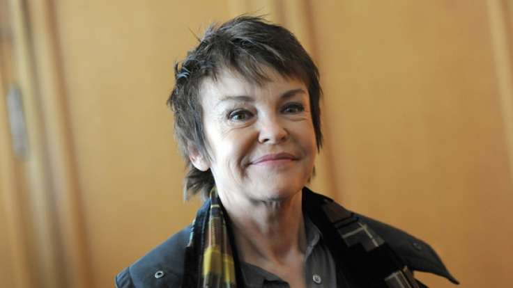 Katrin Sass 2014.