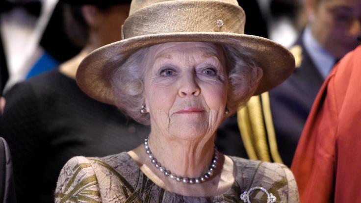 Prinzessin Beatrix der Niederlande muss einen schweren Schicksalsschlag verkraften.