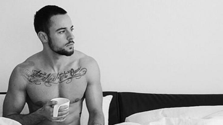 Muskulös und bärtig: So sexy präsentiert sich Ben auf Instagram. (Foto)