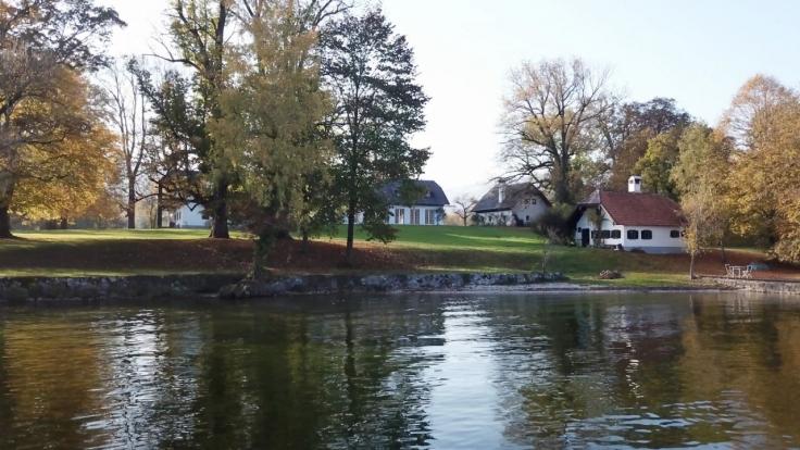 Herrensitze - Sisis Juwelier: Herrenhaus Köchert am Traunsee bei 3sat (Foto)