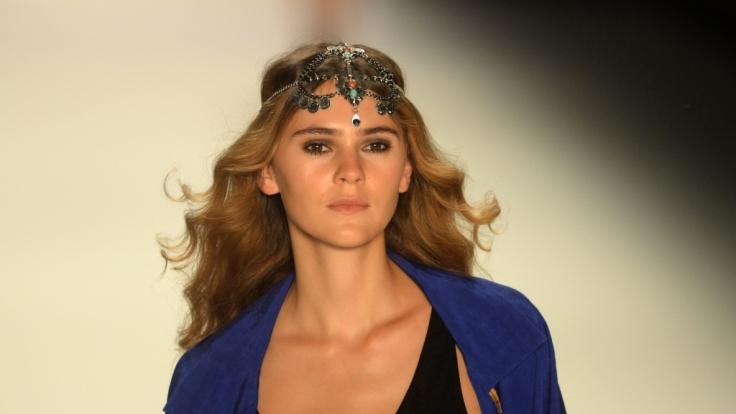 "Gewann 2014 ""Germany's Next Topmodel"": Stefanie Giesinger. (Foto)"