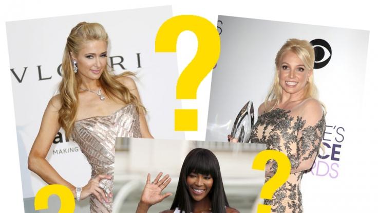 Paris Hilton, Britney Spears und Co. mögen bildhübsch sein - doch was über ihre Lippen kommt, ist nicht immer bestens durchdacht.