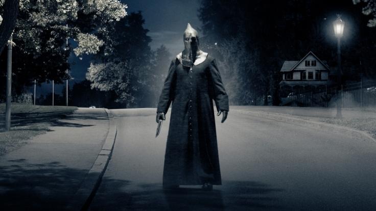 """Wer ist der Mörder unter der Henkermaske in der Horror-Serie """"Slasher""""? (Foto)"""