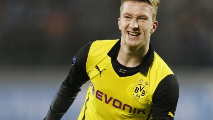 Sorgen Marco Reus und der BVB in der Champions League auch in dieser Saison wieder für Furore?