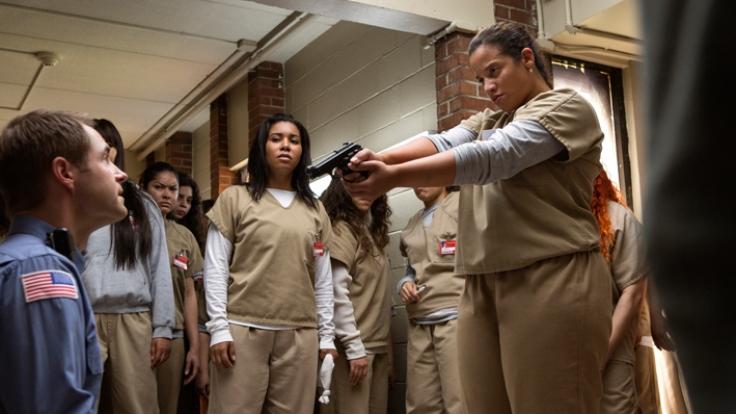 """Die fünfte Staffel von """"Orange is the New Black"""" startet am 09.06.2017. (Foto)"""