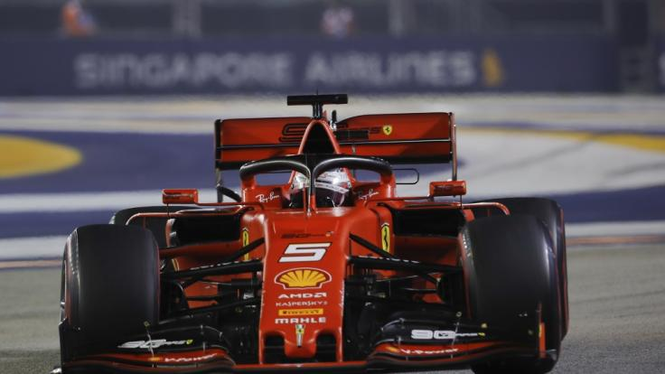 Kann Sebastian Vettel in Austin punkten? (Foto)