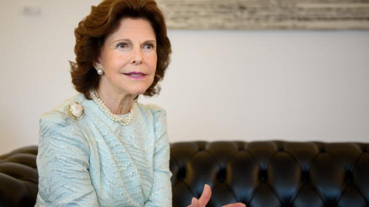 Königin Silvia von Schweden reagierte geschockt auf den plötzlichen Tod von Anki Wallenberg. (Foto)