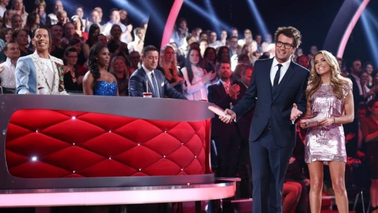 Moderiert Sylvie Meis die RTL-Show «Let's Dance» auch im kommenden Jahr?