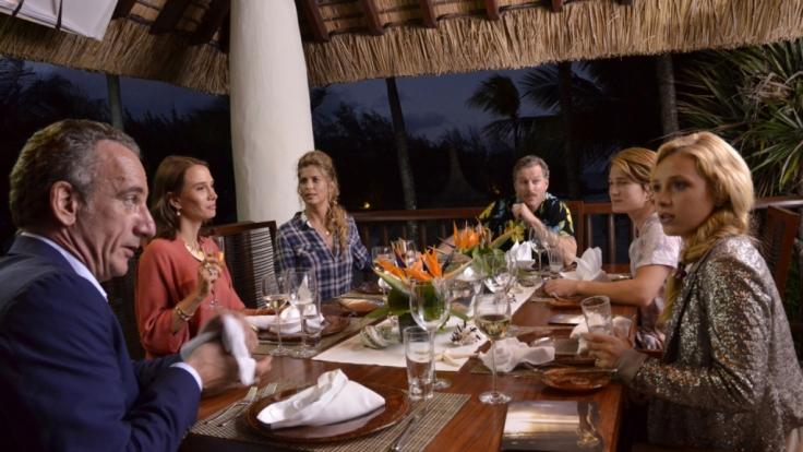 Beim Dinner werden die Unterschieden zwischen den Familien um so deutlicher. (Foto)