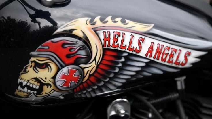 Die Hells Angels sind seit den 1970er Jahren in Deutschland aktiv. (Foto)