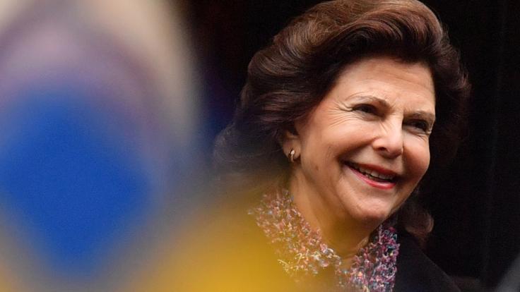 Königin Silvia von Schweden stattet ihrer deutschen Heimat einen Besuch ab.