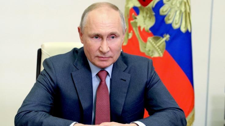 Wladimir Putin hat eine neue Militärbasis errichtet. (Foto)