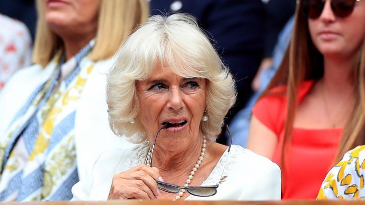 Herzogin Camillas Macht-Position ist von ihrem Mann abhängig. (Foto)