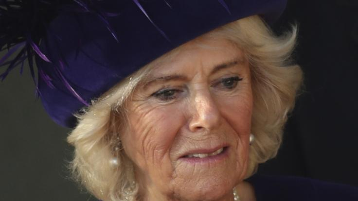 Herzogin Camilla war eifersüchtig aufLady Dale Tryon. (Foto)
