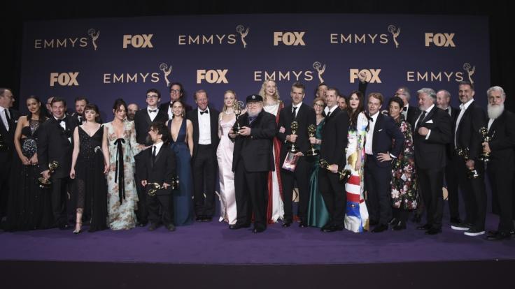 """Nach acht Staffeln verabschiedet sich """"Game of Thrones"""" von der Emmy-Bühne. (Foto)"""
