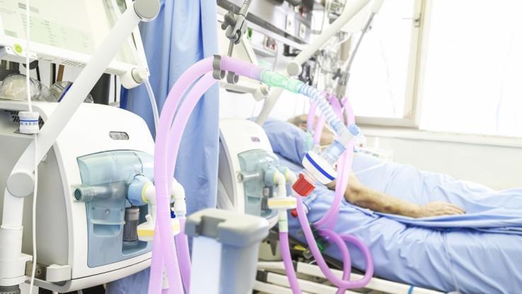 Immer mehr Geimpfte liegen auf den Intensivstationen. (Foto)