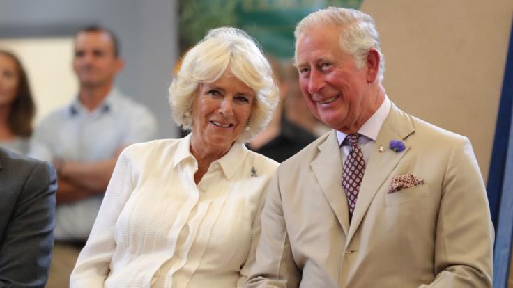 Prinz Charles und seine Ehefrau Camilla, Herzogin von Cornwall, absolvieren gemeinsam zahlreiche öffentliche Termine. (Foto)