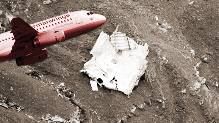 Bei der Germanwings-Katastrophe in den Alpen starben am 24. 03. 2015 150 Menschen.