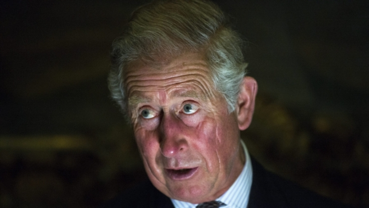 Prinz Charles ist immer für einen Schnappschuss gut.